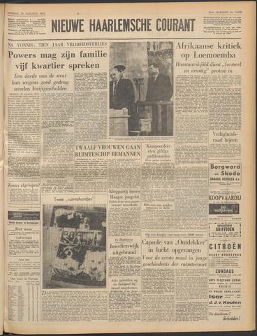 Nieuwe Haarlemsche Courant 1960-08-20