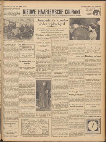 Nieuwe Haarlemsche Courant 1939-03-18
