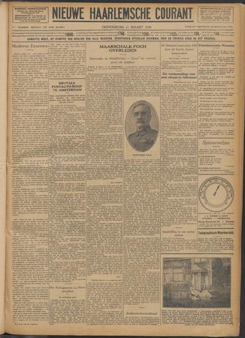 Nieuwe Haarlemsche Courant 1929-03-21