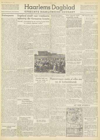 Haarlem's Dagblad 1951-04-02