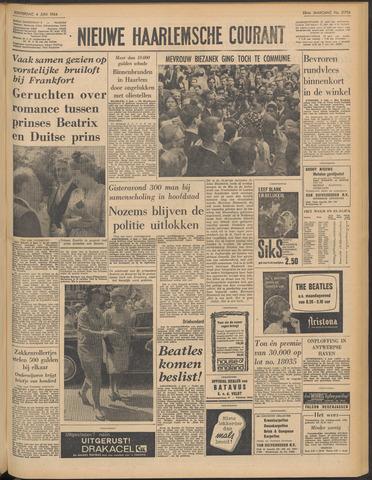 Nieuwe Haarlemsche Courant 1964-06-04