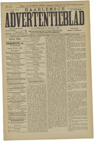 Haarlemsch Advertentieblad 1900-12-15