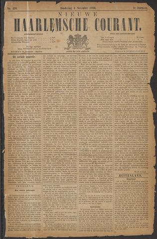 Nieuwe Haarlemsche Courant 1880-11-04