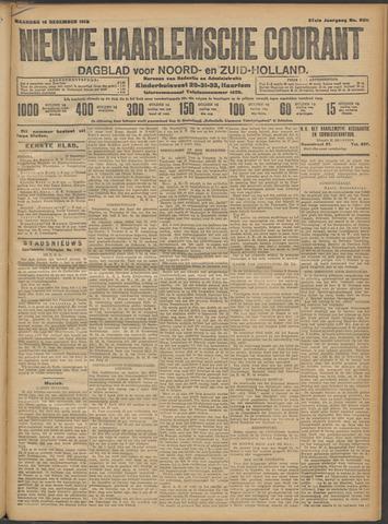 Nieuwe Haarlemsche Courant 1912-12-16