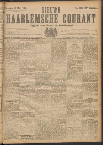 Nieuwe Haarlemsche Courant 1907-05-22