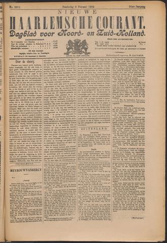 Nieuwe Haarlemsche Courant 1902-02-06