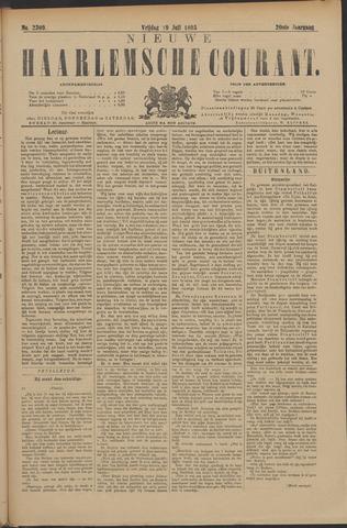Nieuwe Haarlemsche Courant 1895-07-19