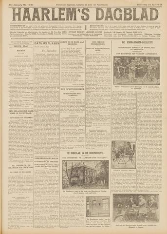 Haarlem's Dagblad 1926-04-28