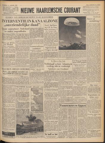 Nieuwe Haarlemsche Courant 1952-01-17