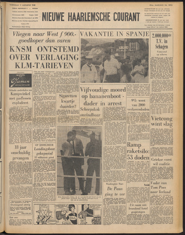 Nieuwe Haarlemsche Courant 1965-08-11