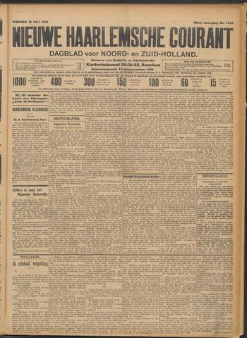 Nieuwe Haarlemsche Courant 1910-07-19