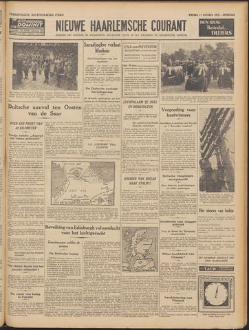 Nieuwe Haarlemsche Courant 1939-10-17
