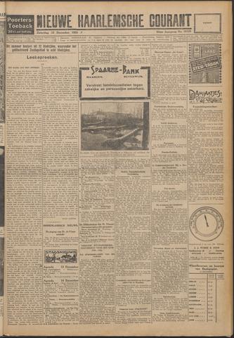 Nieuwe Haarlemsche Courant 1925-12-12
