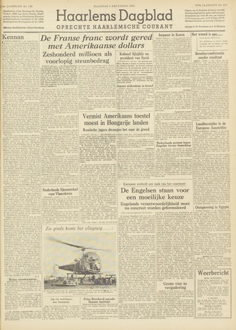 Haarlem's Dagblad 1951-12-03