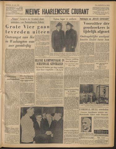 Nieuwe Haarlemsche Courant 1955-07-25