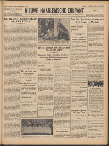 Nieuwe Haarlemsche Courant 1936-12-25