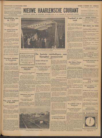 Nieuwe Haarlemsche Courant 1937-11-13