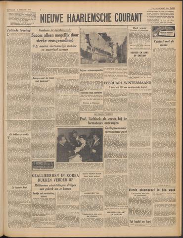 Nieuwe Haarlemsche Courant 1951-02-03