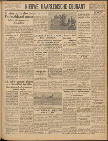 Nieuwe Haarlemsche Courant 1946-12-30