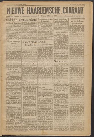Nieuwe Haarlemsche Courant 1945-06-11