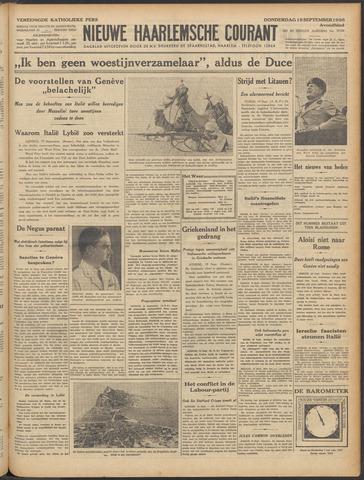Nieuwe Haarlemsche Courant 1935-09-19