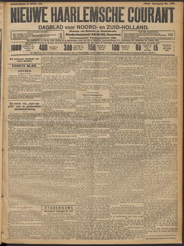 Nieuwe Haarlemsche Courant 1911-04-13