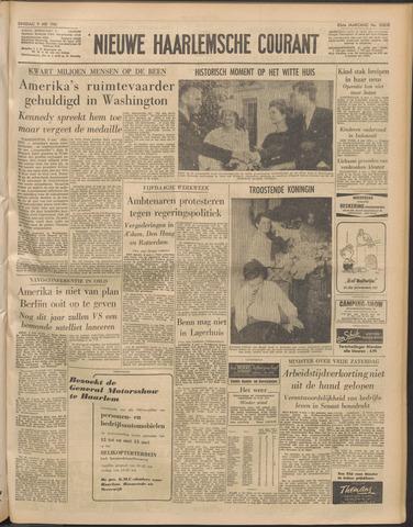 Nieuwe Haarlemsche Courant 1961-05-09