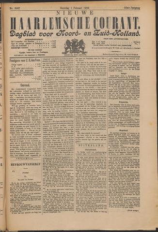Nieuwe Haarlemsche Courant 1902-02-01