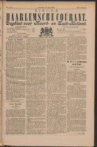 Nieuwe Haarlemsche Courant 1898-06-23