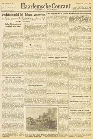 Haarlemsche Courant 1943-08-19