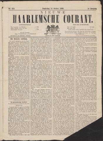 Nieuwe Haarlemsche Courant 1880-10-21