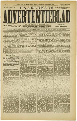 Haarlemsch Advertentieblad 1898-02-26