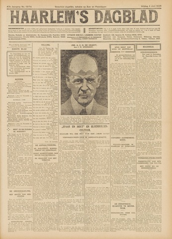 Haarlem's Dagblad 1926-06-04