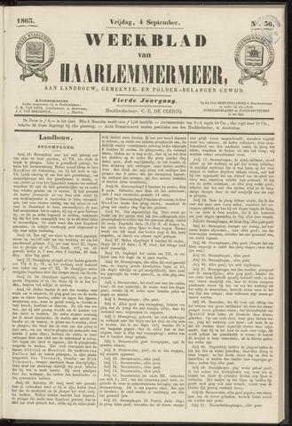 Weekblad van Haarlemmermeer 1863-09-04