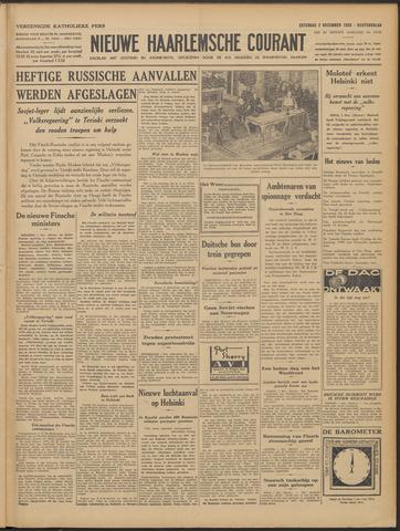 Nieuwe Haarlemsche Courant 1939-12-02