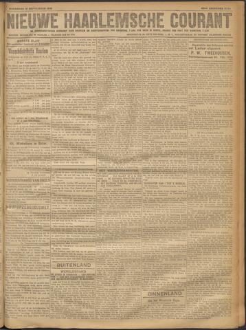 Nieuwe Haarlemsche Courant 1918-09-18