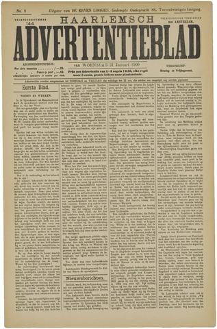 Haarlemsch Advertentieblad 1900-01-31