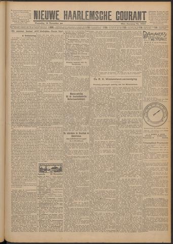 Nieuwe Haarlemsche Courant 1925-11-18