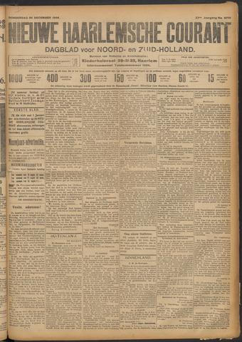 Nieuwe Haarlemsche Courant 1908-12-24
