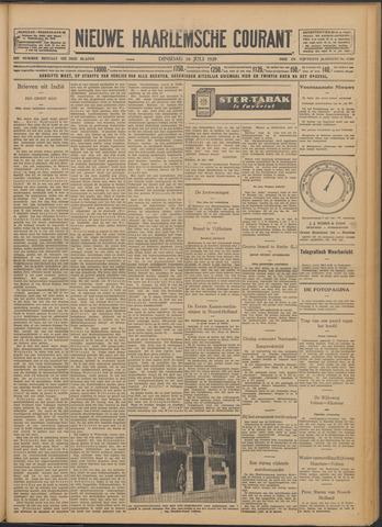 Nieuwe Haarlemsche Courant 1929-07-16