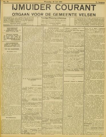 IJmuider Courant 1922-07-12