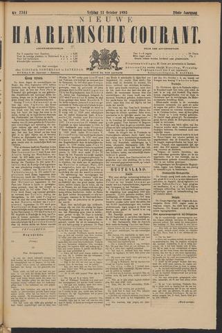 Nieuwe Haarlemsche Courant 1895-10-11