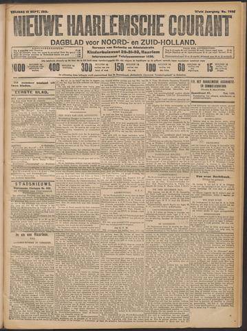 Nieuwe Haarlemsche Courant 1912-09-13