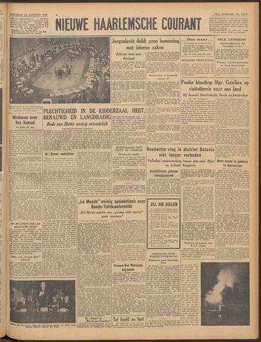 Nieuwe Haarlemsche Courant 1949-08-24