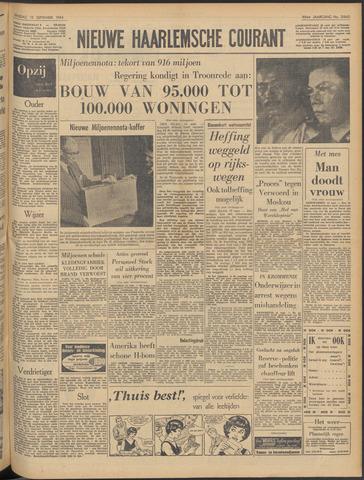 Nieuwe Haarlemsche Courant 1964-09-15