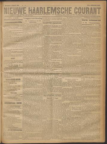 Nieuwe Haarlemsche Courant 1919-03-14