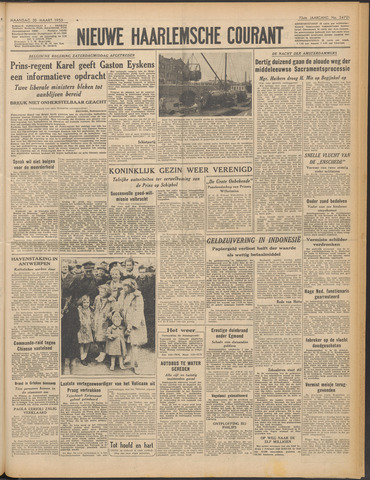Nieuwe Haarlemsche Courant 1950-03-20