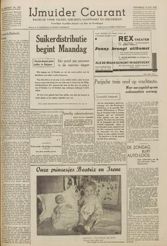 IJmuider Courant 1939-10-12