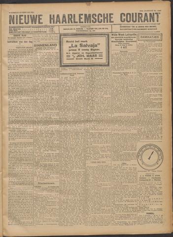 Nieuwe Haarlemsche Courant 1922-02-15
