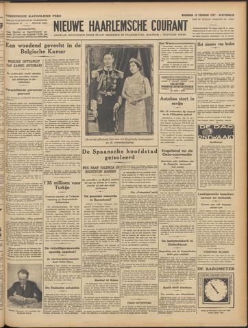 Nieuwe Haarlemsche Courant 1937-02-10